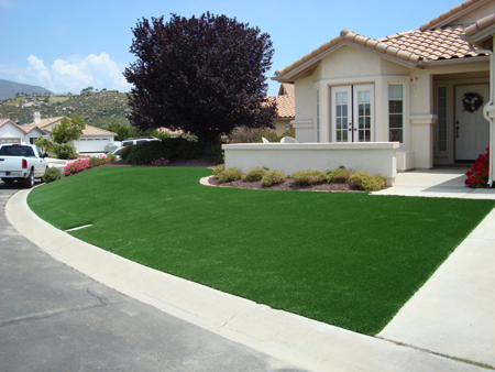 residential synthetic grass